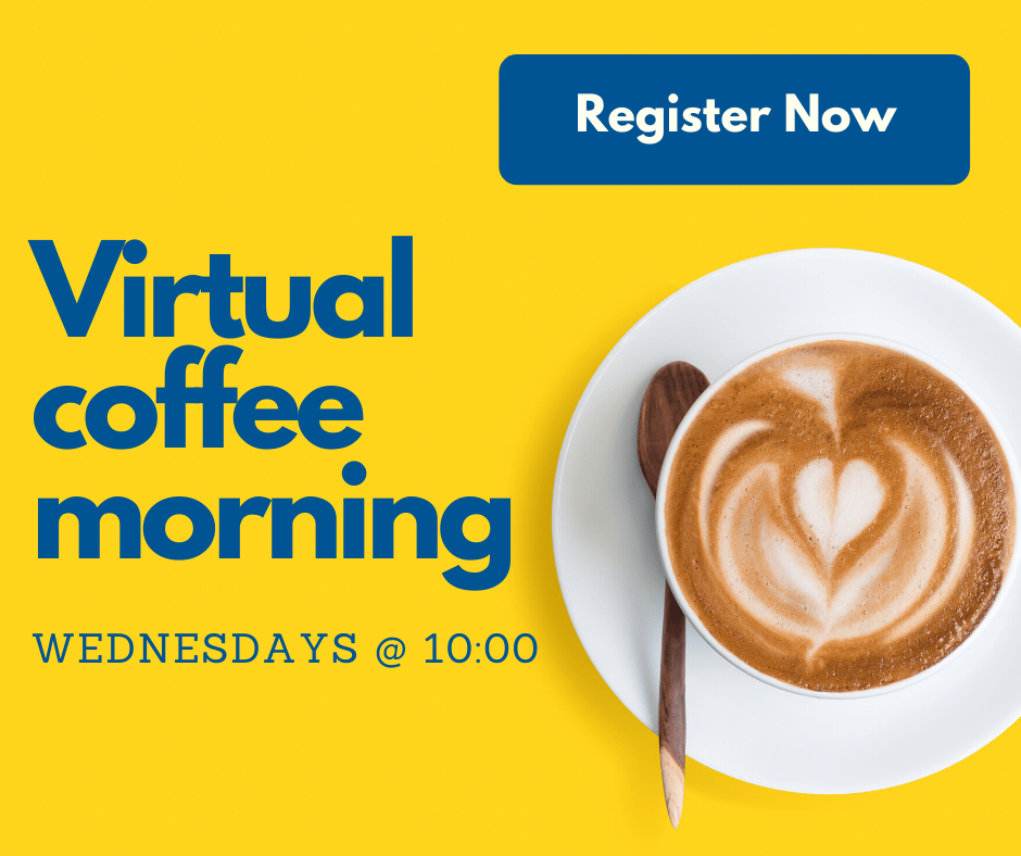Free Webinars - Coffee Morning