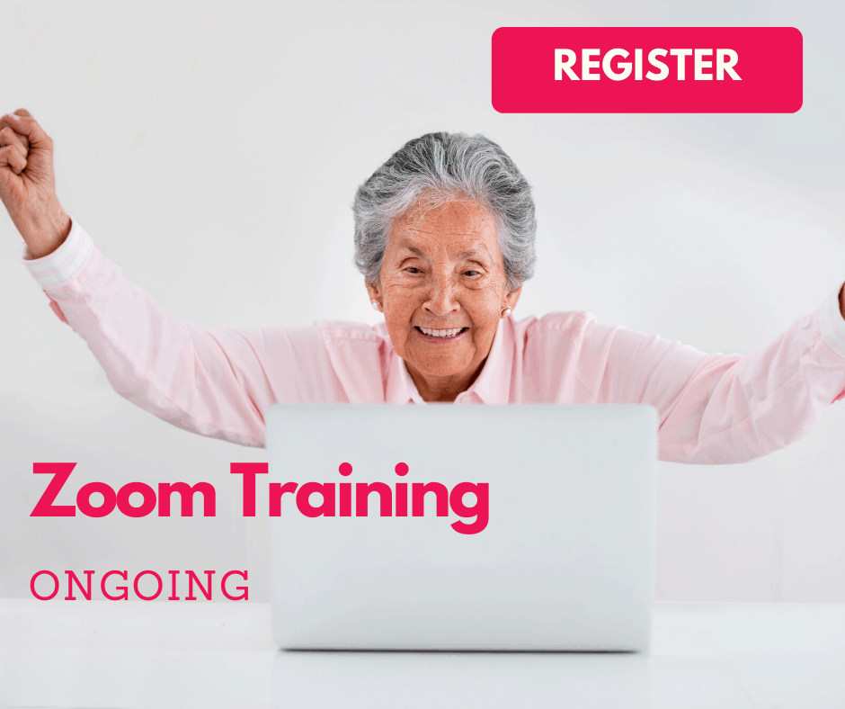 Free Webinars - Zoom Training